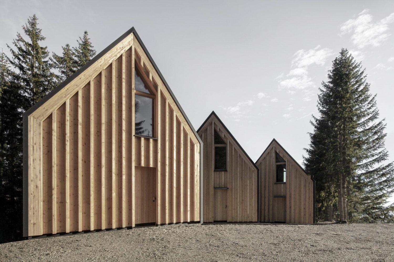 Refugee Meranza by Architekt Andreas Gruber