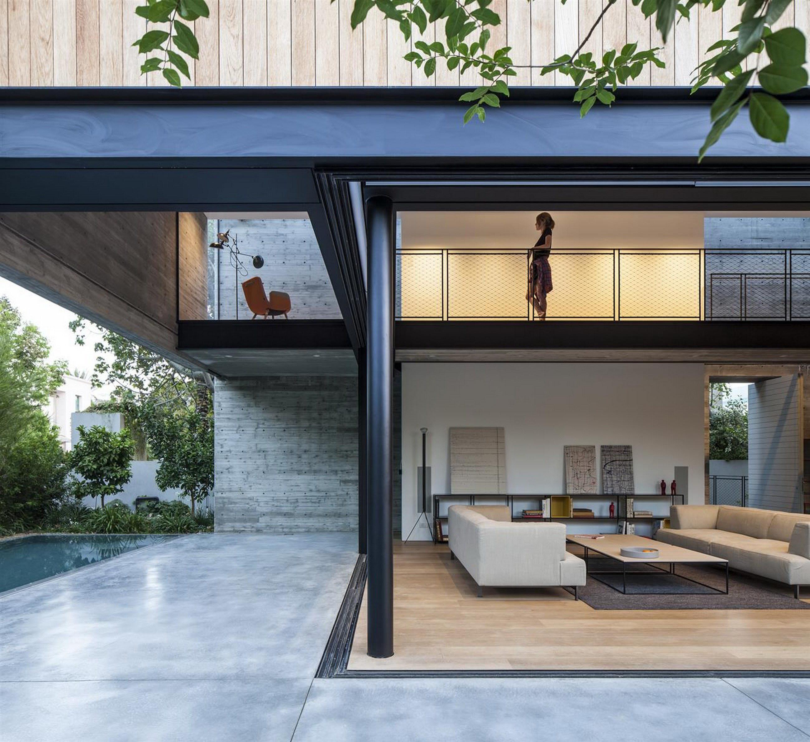 SB House by Pitsou Kedem Architects