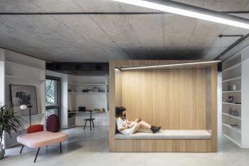 The Box Loft by Toledano+Architects