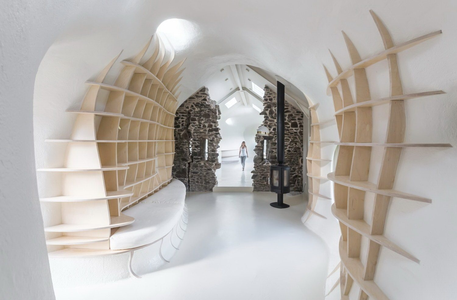 The Ruins Studio by Lily Jencks + Nathanael Dorent
