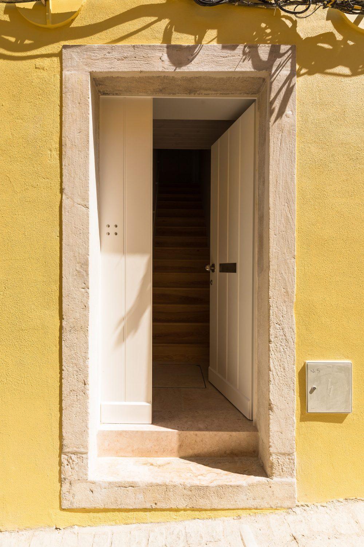 4 Houses in Graça by Lioz Arquitetura