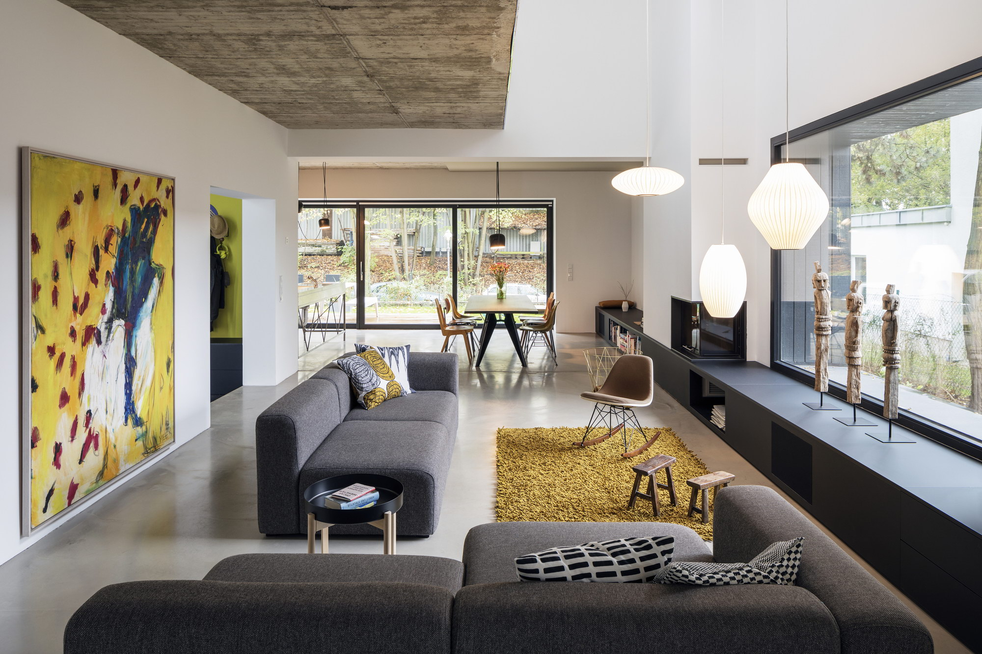 A28 House   SEHW Architektur turned Industrial Building into Home