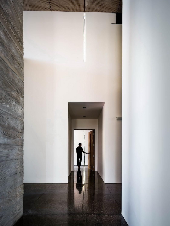 Burnt Cedar by Faulkner Architects
