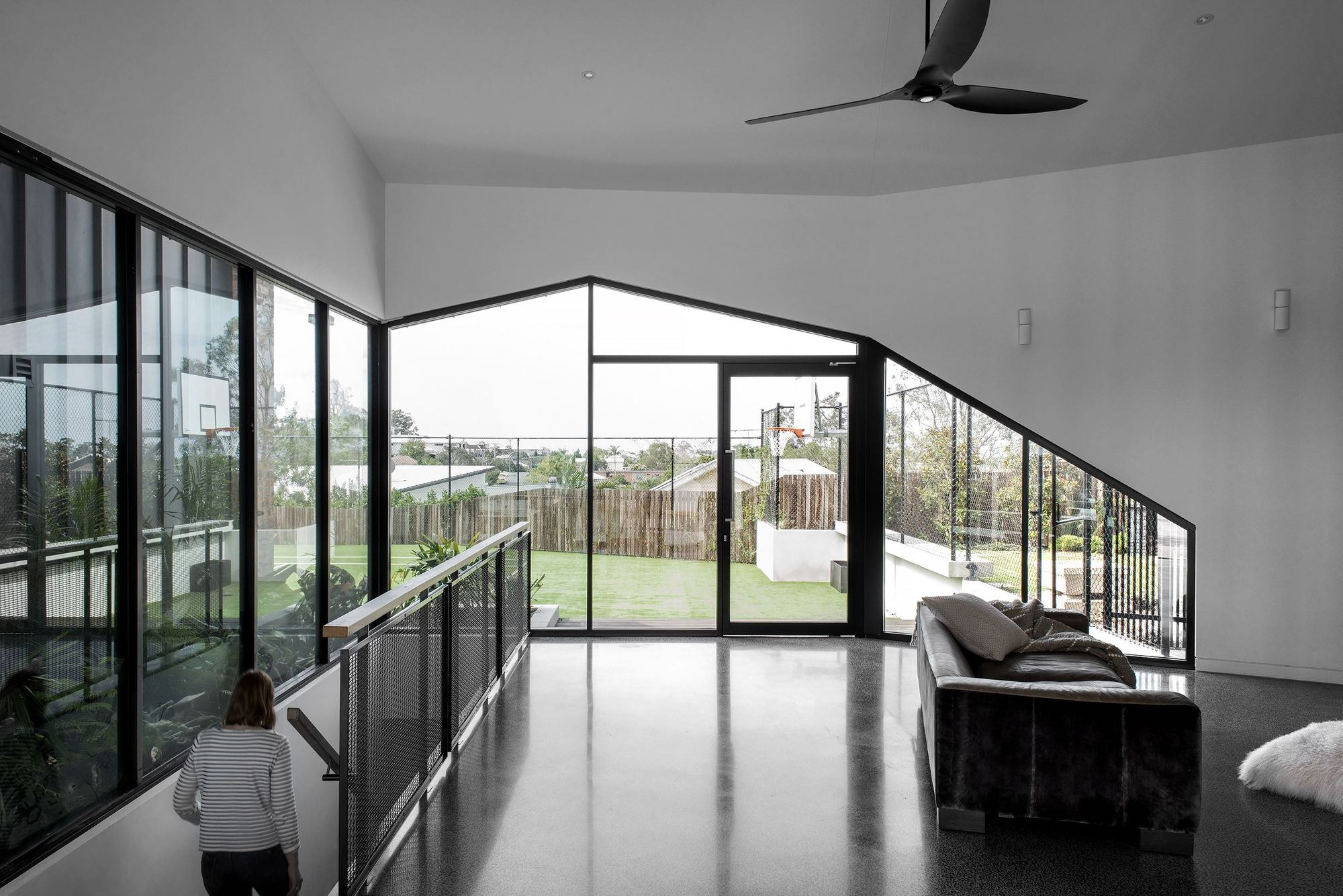Church House   Residential Extension by DAHA