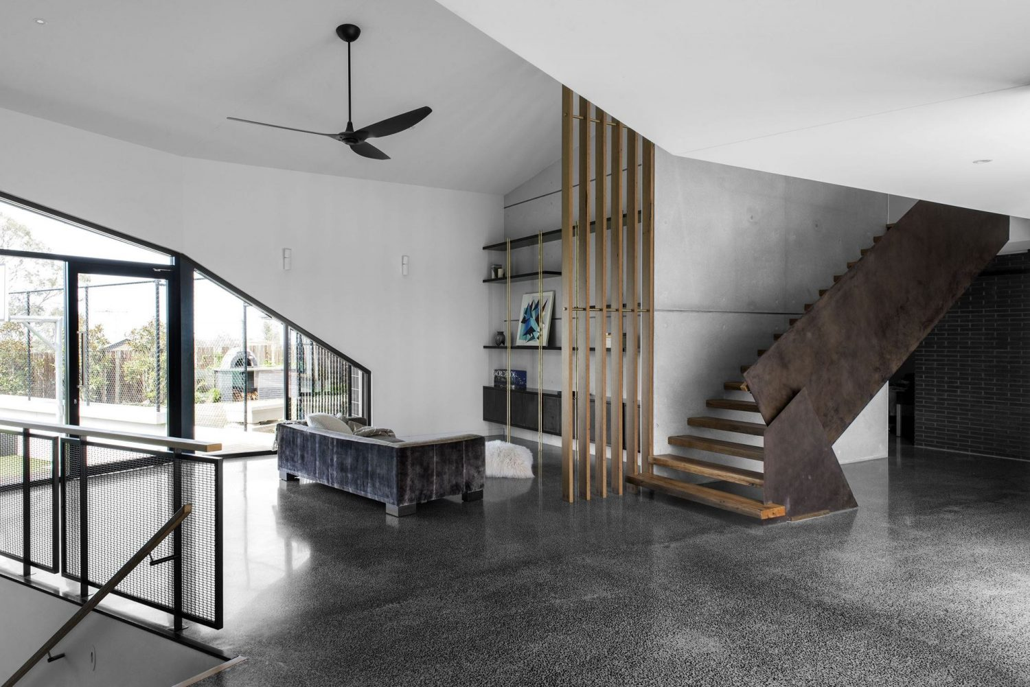 Church House | Residential Extension by DAHA