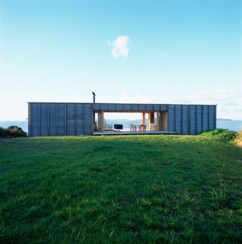 Coromandel Bach by Crosson Clarke Carnachan Architects