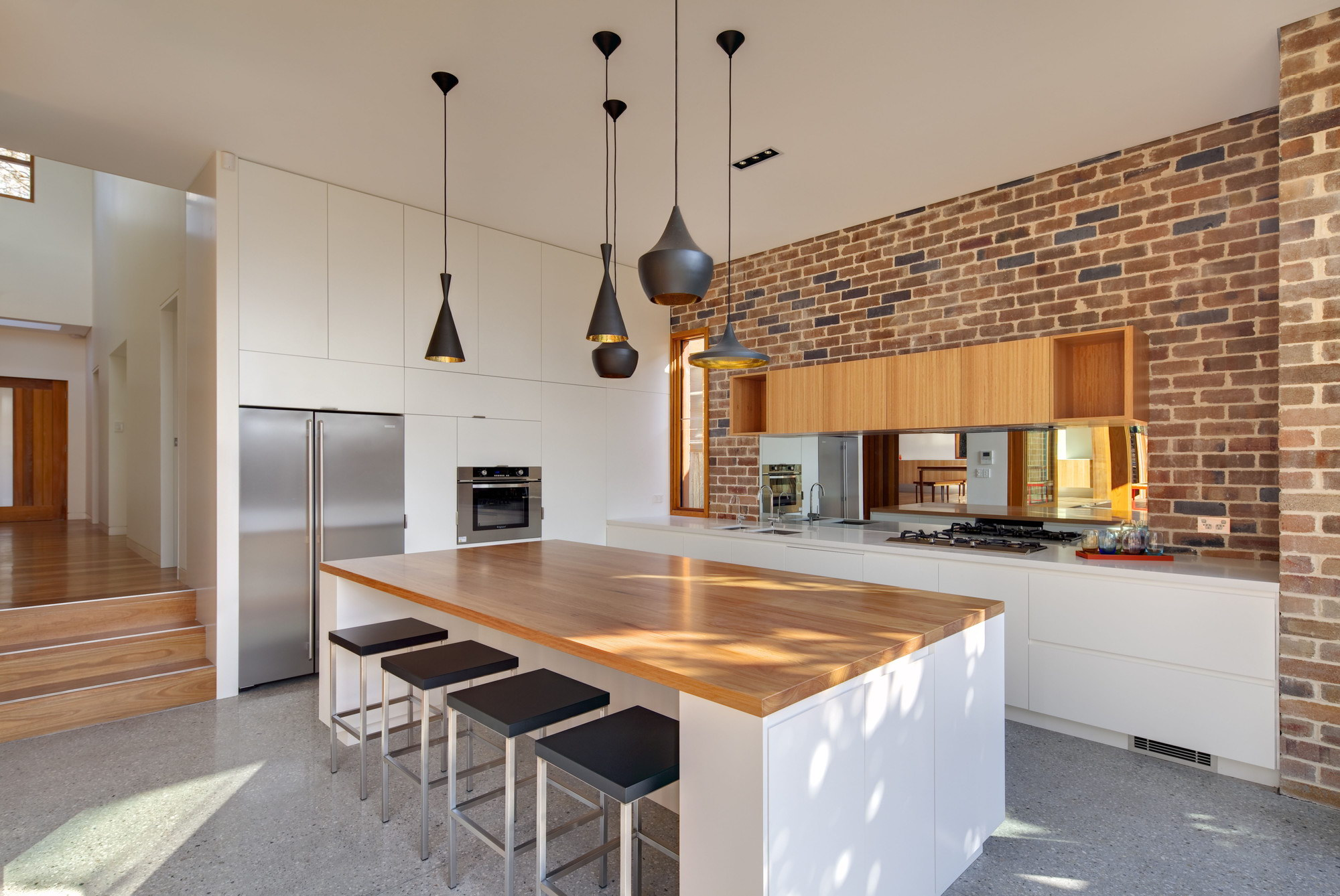 Frankengray House by CplusC Architectural Workshop