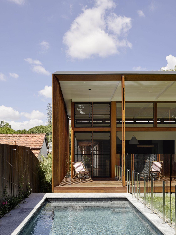 Gresham Street House by Jackson Teece