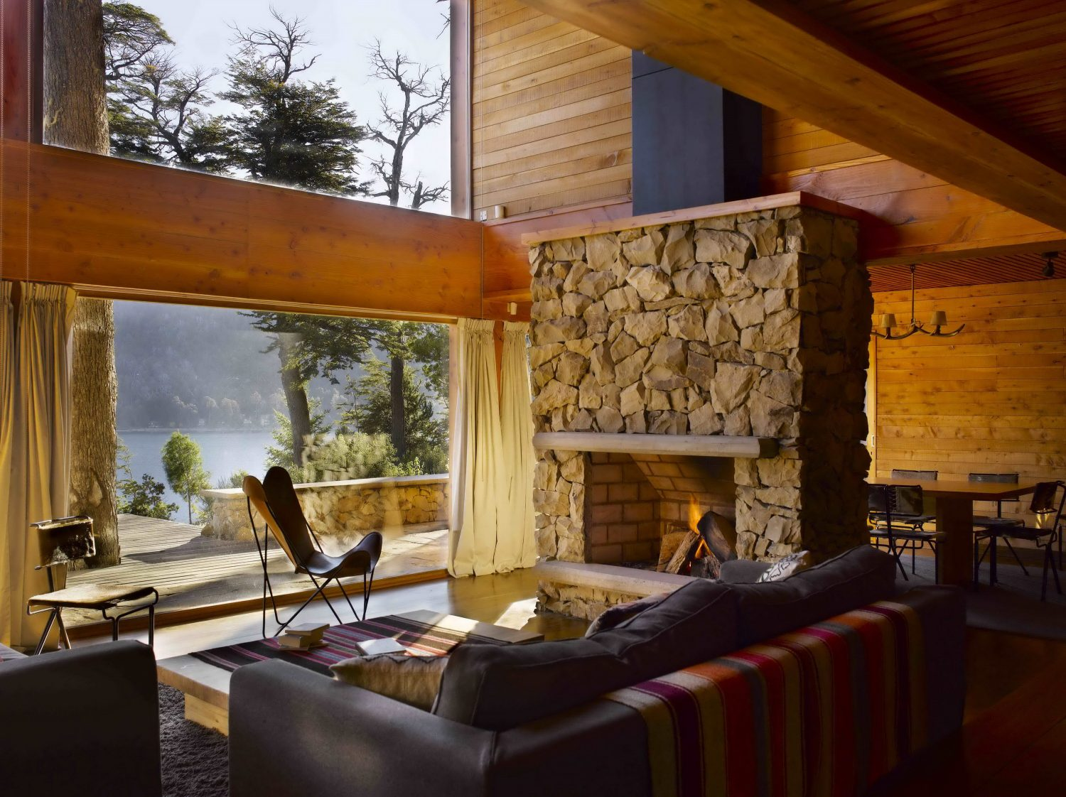 House in Patagonia by Estudio Ramos