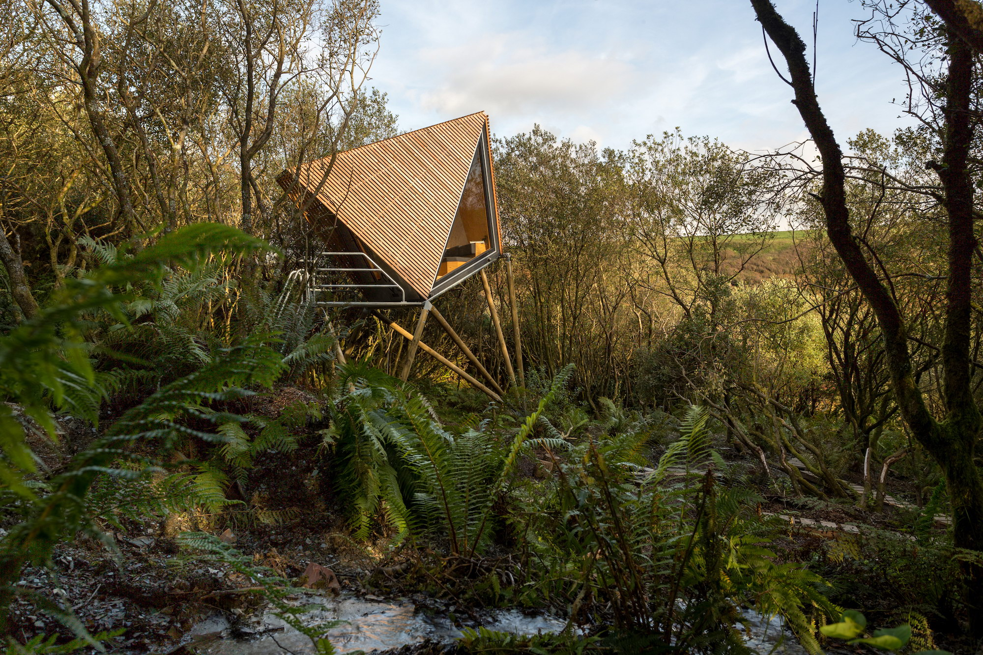 Kudhva Wilderness Cabins by New British Design