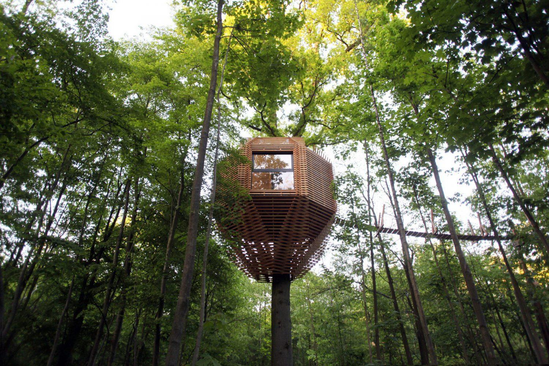 ORIGIN Tree House Hotel by Atelier LAVIT