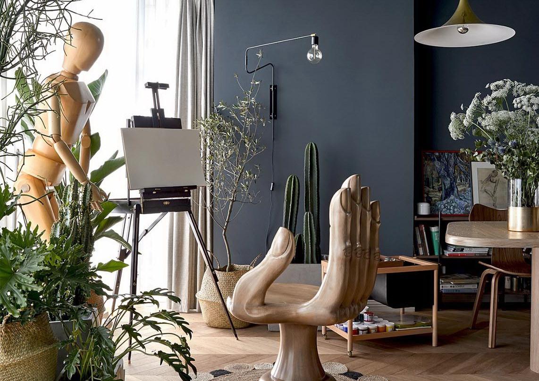 Pippa's Apartment by Muxin Studio