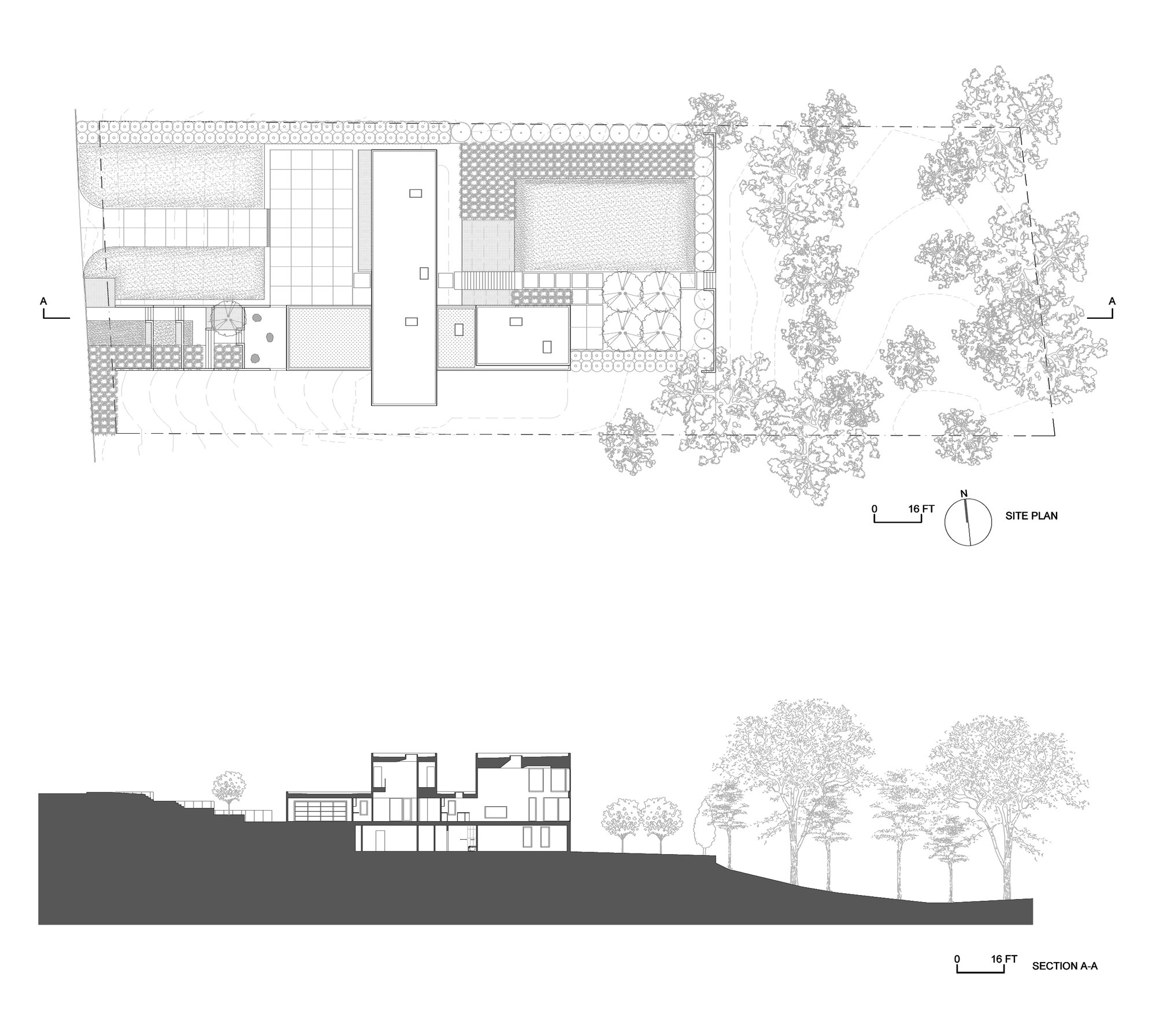 Split Box House by DiG Architects