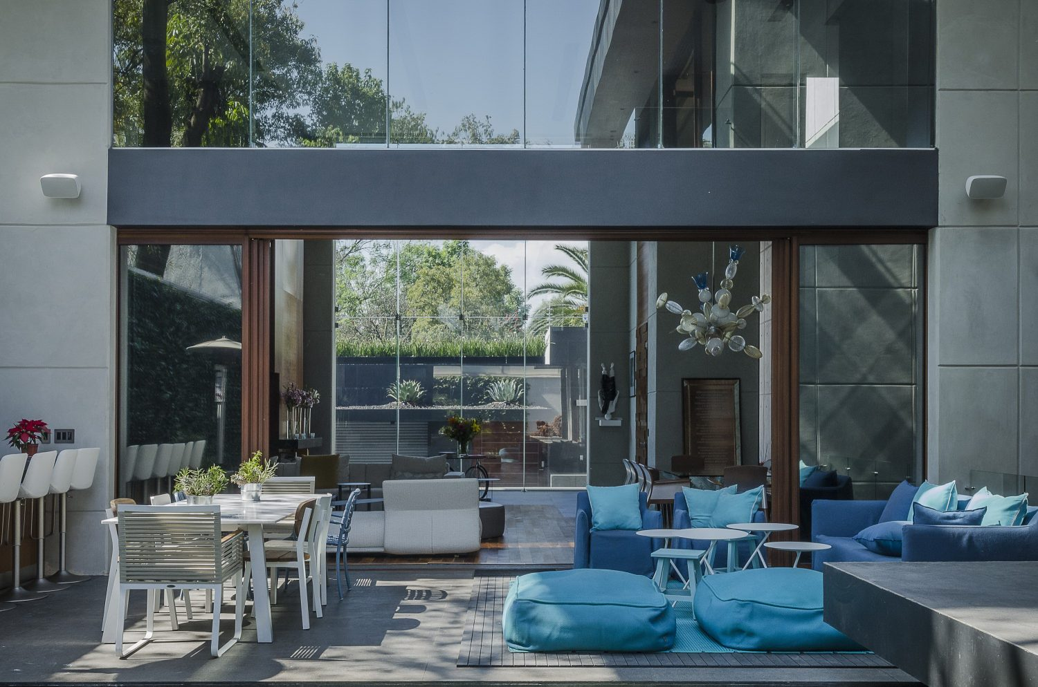 The Palm House | Modern House by Revolution