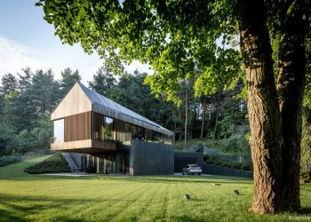 Valley Villa by Arches