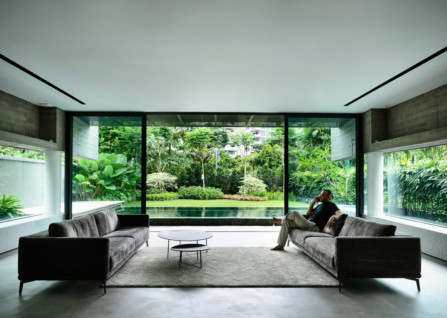 37FC-House | Smart House by ONG&ONG Pte Ltd