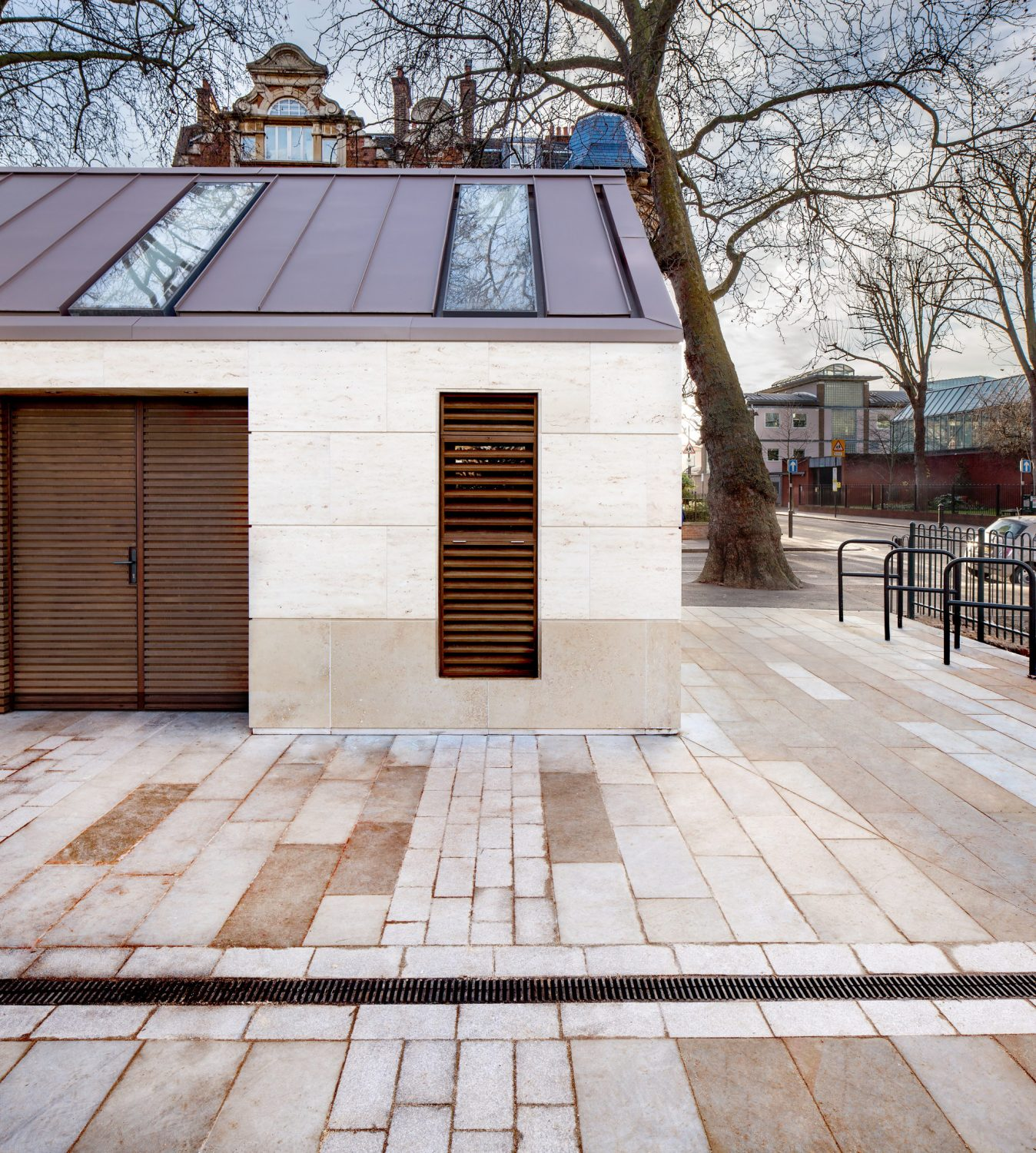 Brook Green Pavilion by De Rosee Sa Architects