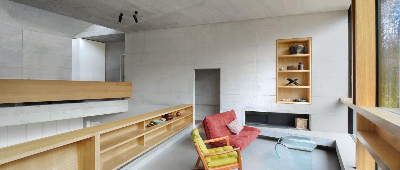Casa Forest by Daluz Gonzalez Architekten