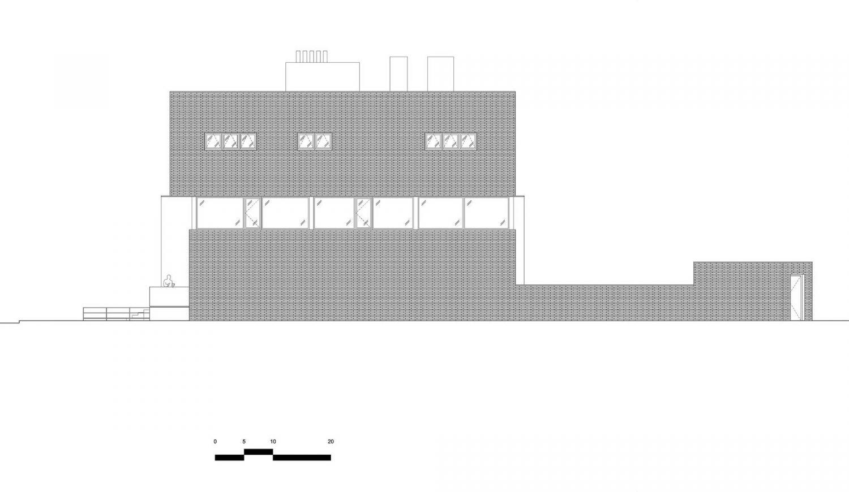 Cut Triplex Townhouse by SPACECUTTER
