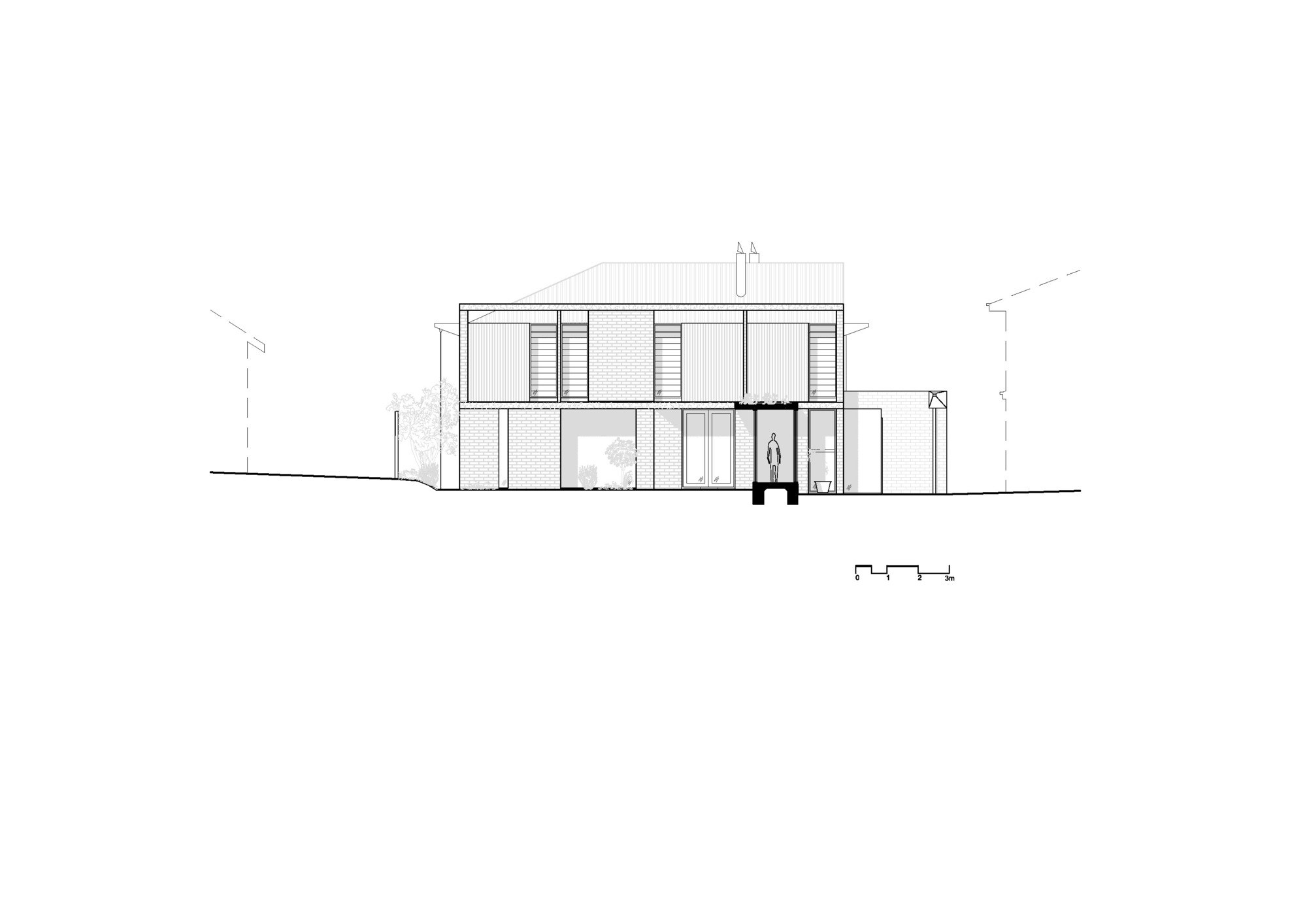 Deepdene House by Kennedy Nolan Architects