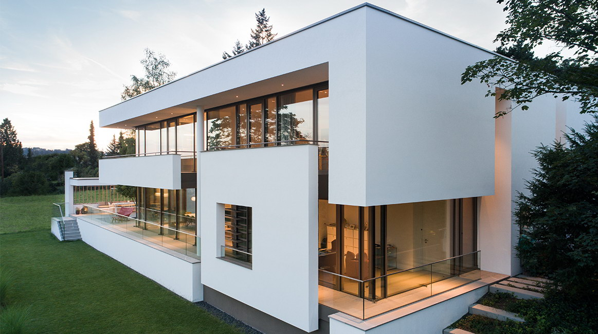 House FMB by Fuchs Wacker Architekten