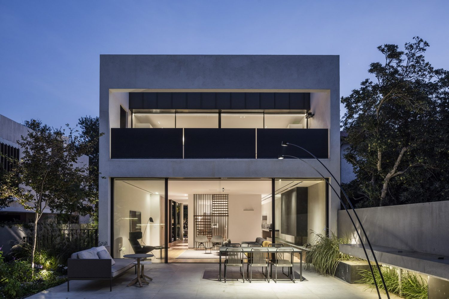 House in Hertzliya Pituah by Levin Packer architects