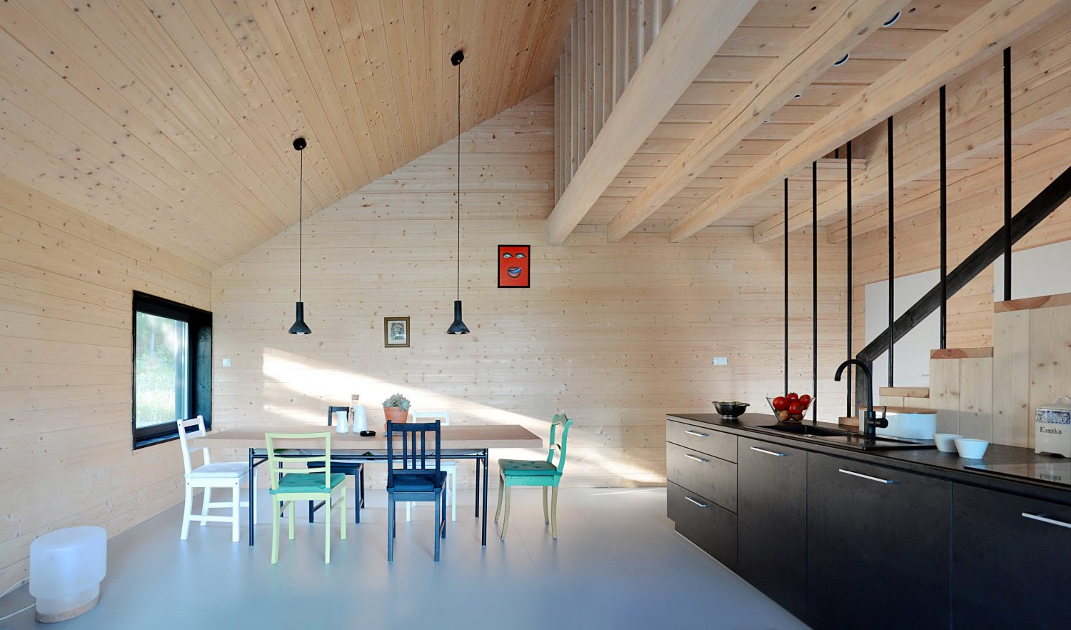 Kashubian House by Grzegorz Layer