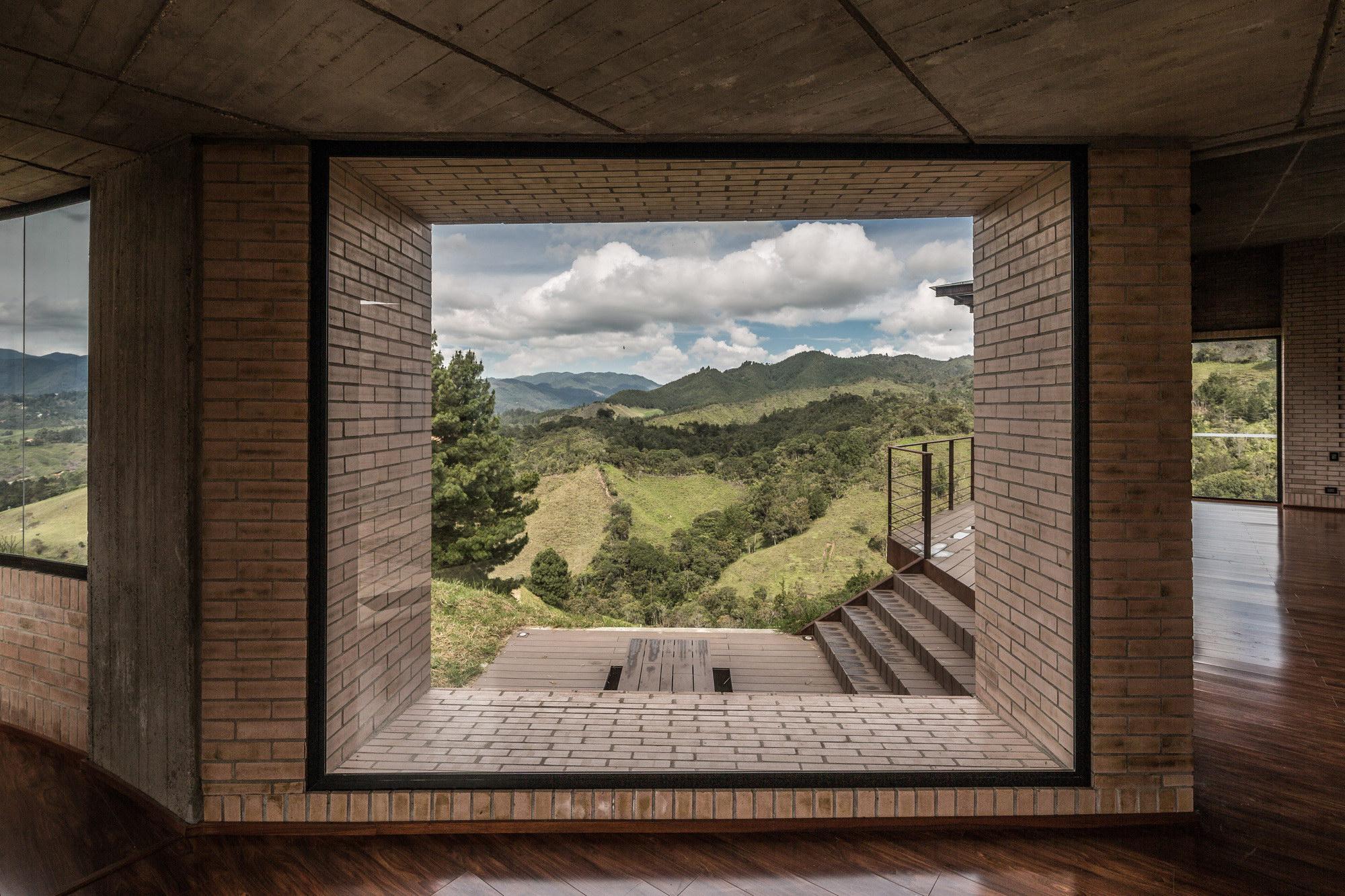 La Serena House by Sebastián Gaviria Gómez
