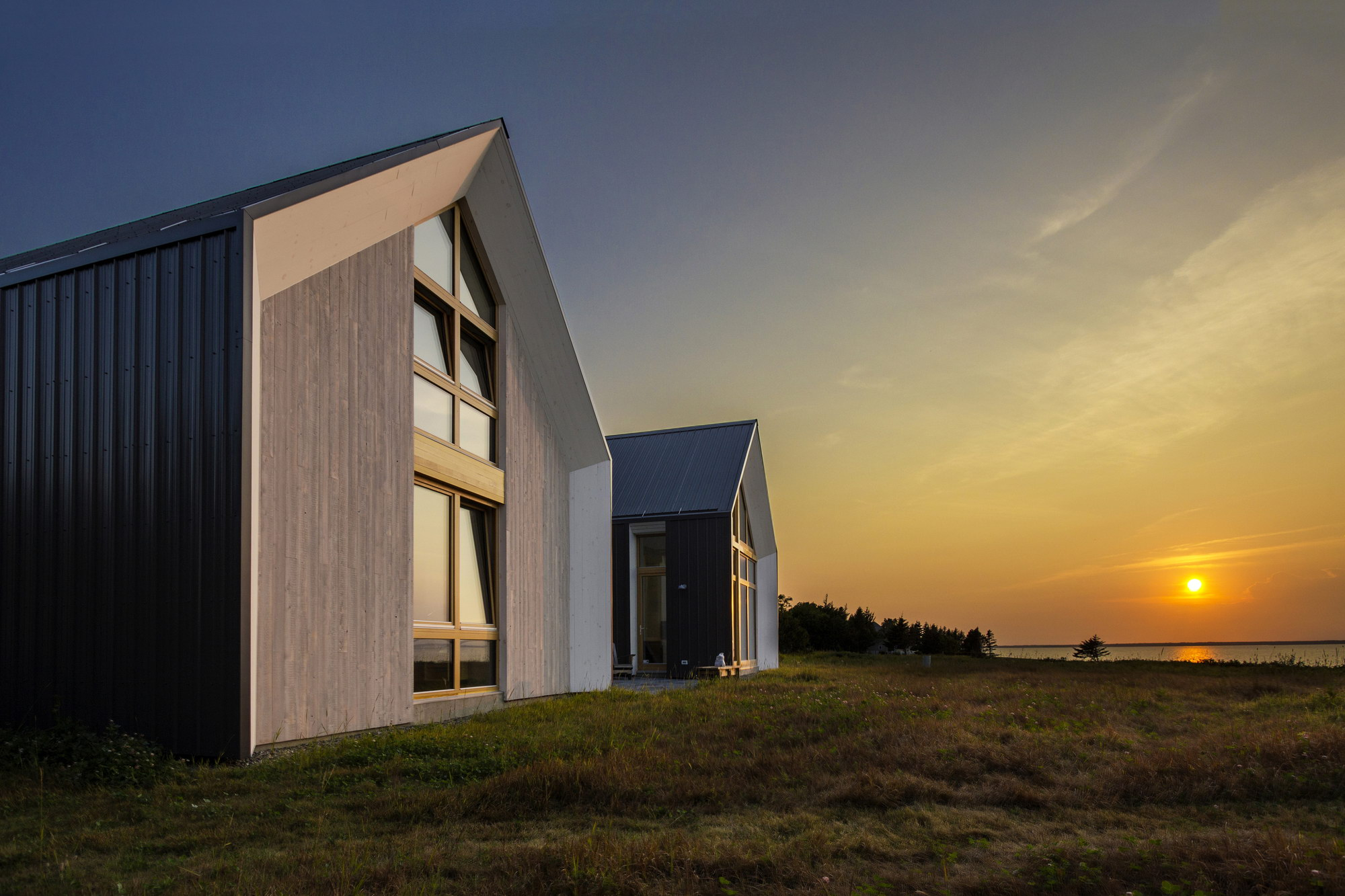 Les Jumelles | The Twins Houses by YH2