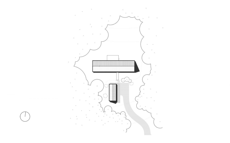 Long Studio by 30X40 Design Workshop