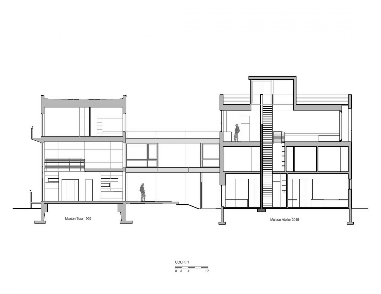 Maison Atelier | House Studio by YH2
