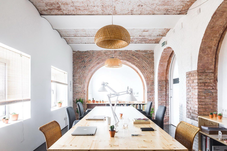 NUA studio by NUA Arquitectures