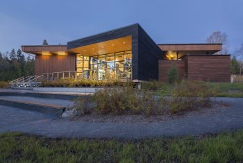 Parc national du Lac-Témiscouata Discovery & Visitor Centre
