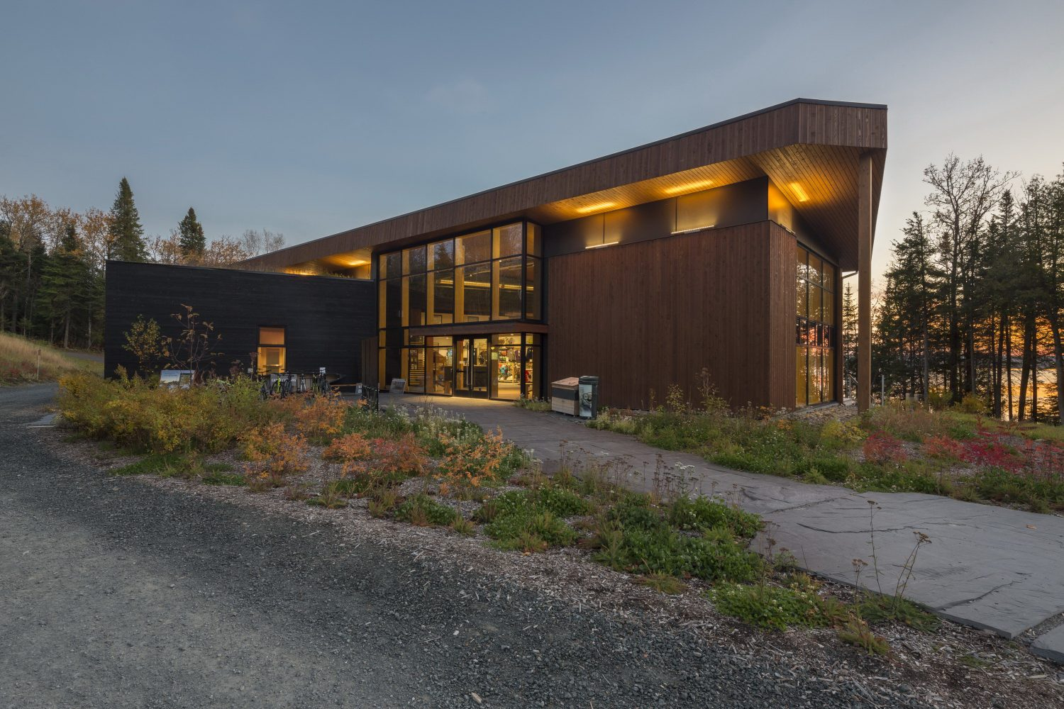 Parc national du Lac-Témiscouata Discovery & Visitor Centre