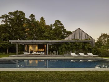 Pool House by Robert Young Architects
