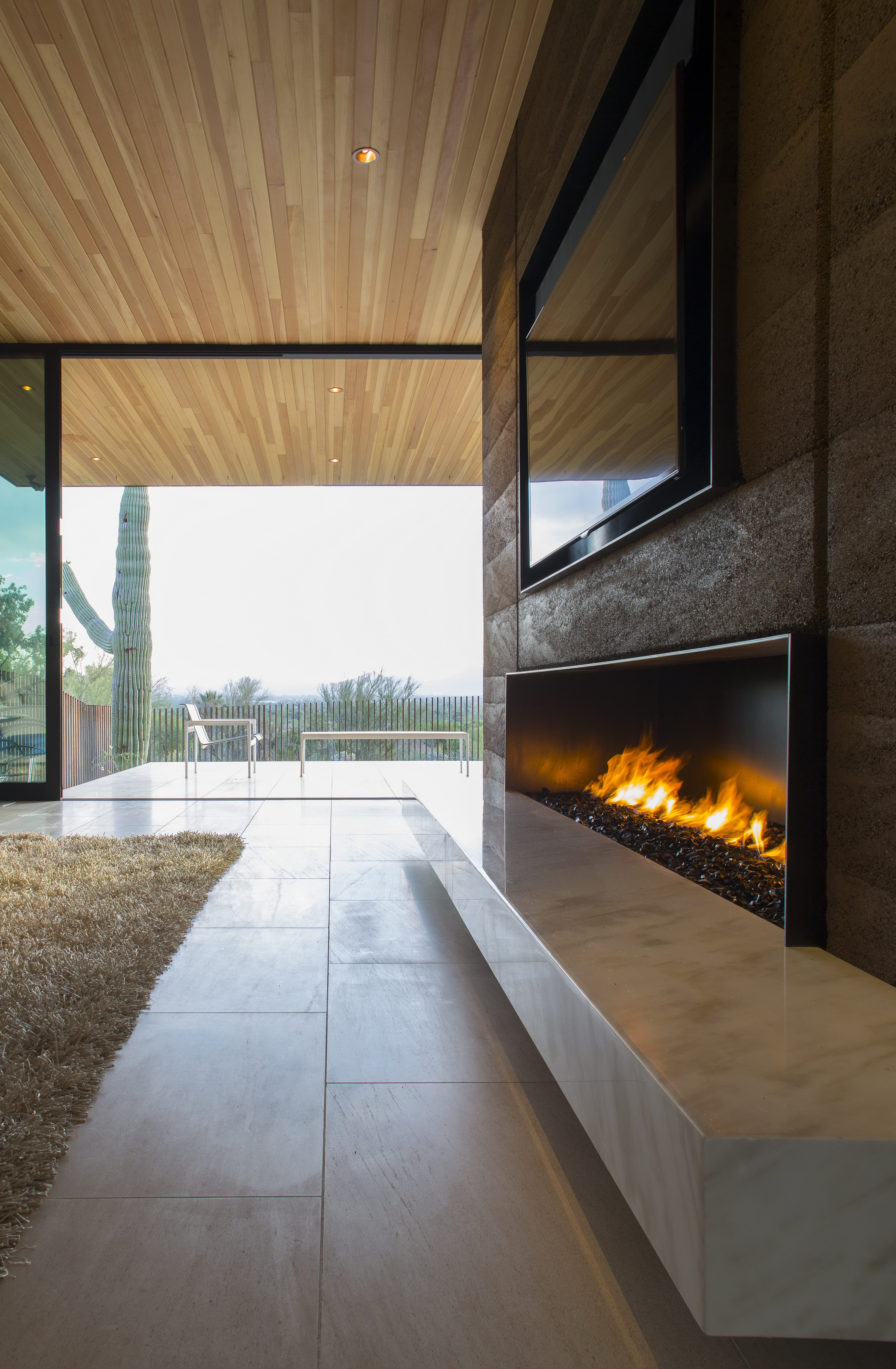 Rammed Earth Modern by Kendle Design Collaborative | Wowow ... on compressed earth block homes, modern earth sheltered homes, earth cement floors in homes, modern ranch style house designs, earth natural built homes, modern home design,