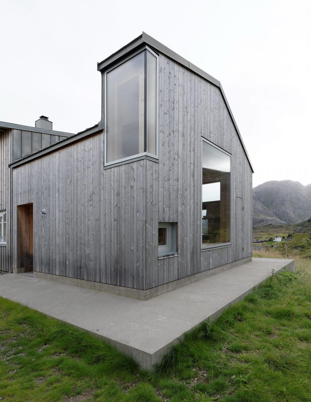 Summer House Gravråk by Carl-Viggo Hølmebakk