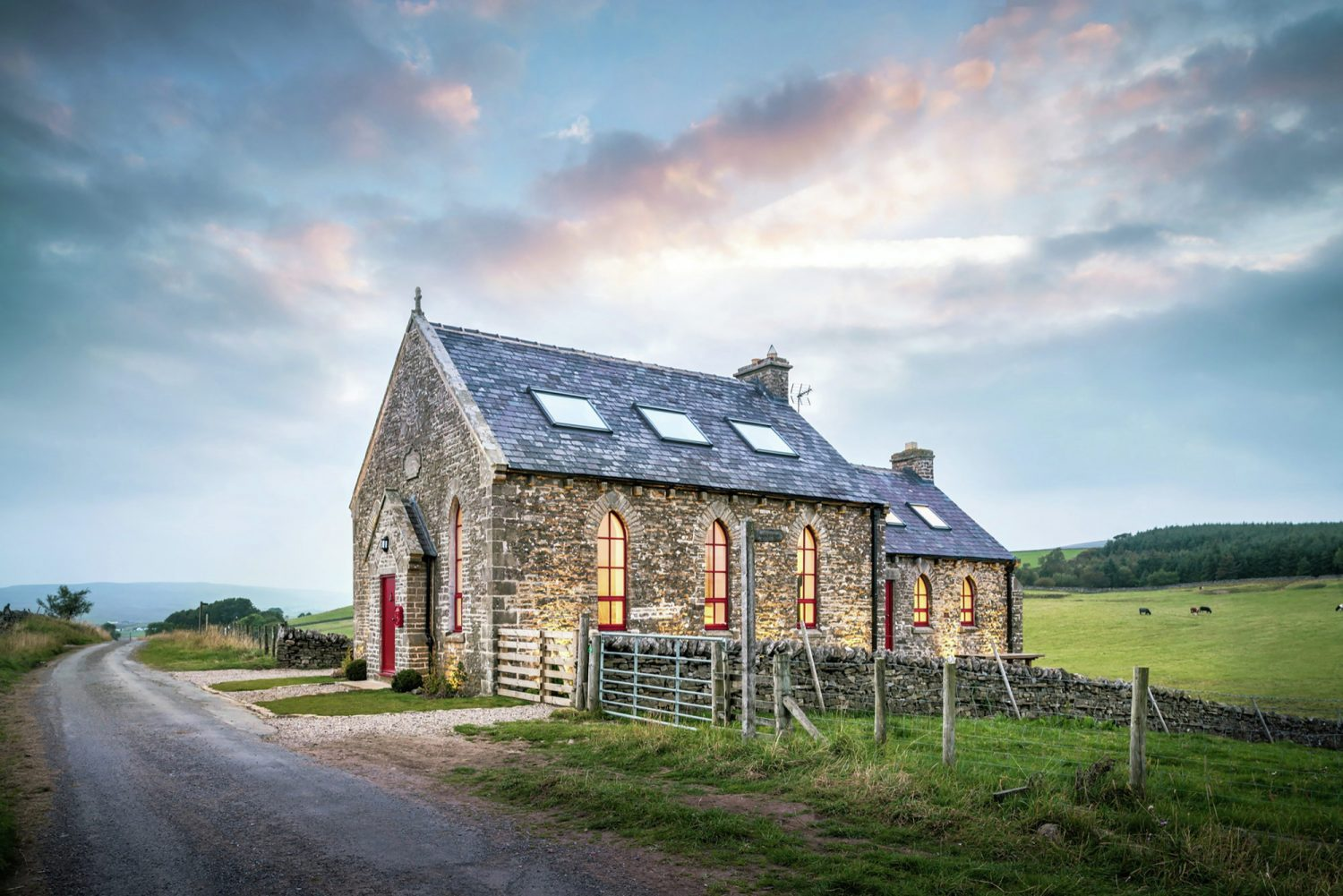 The Chapel on the Hill | 19th-Century Chapel Conversion by Evolution Design