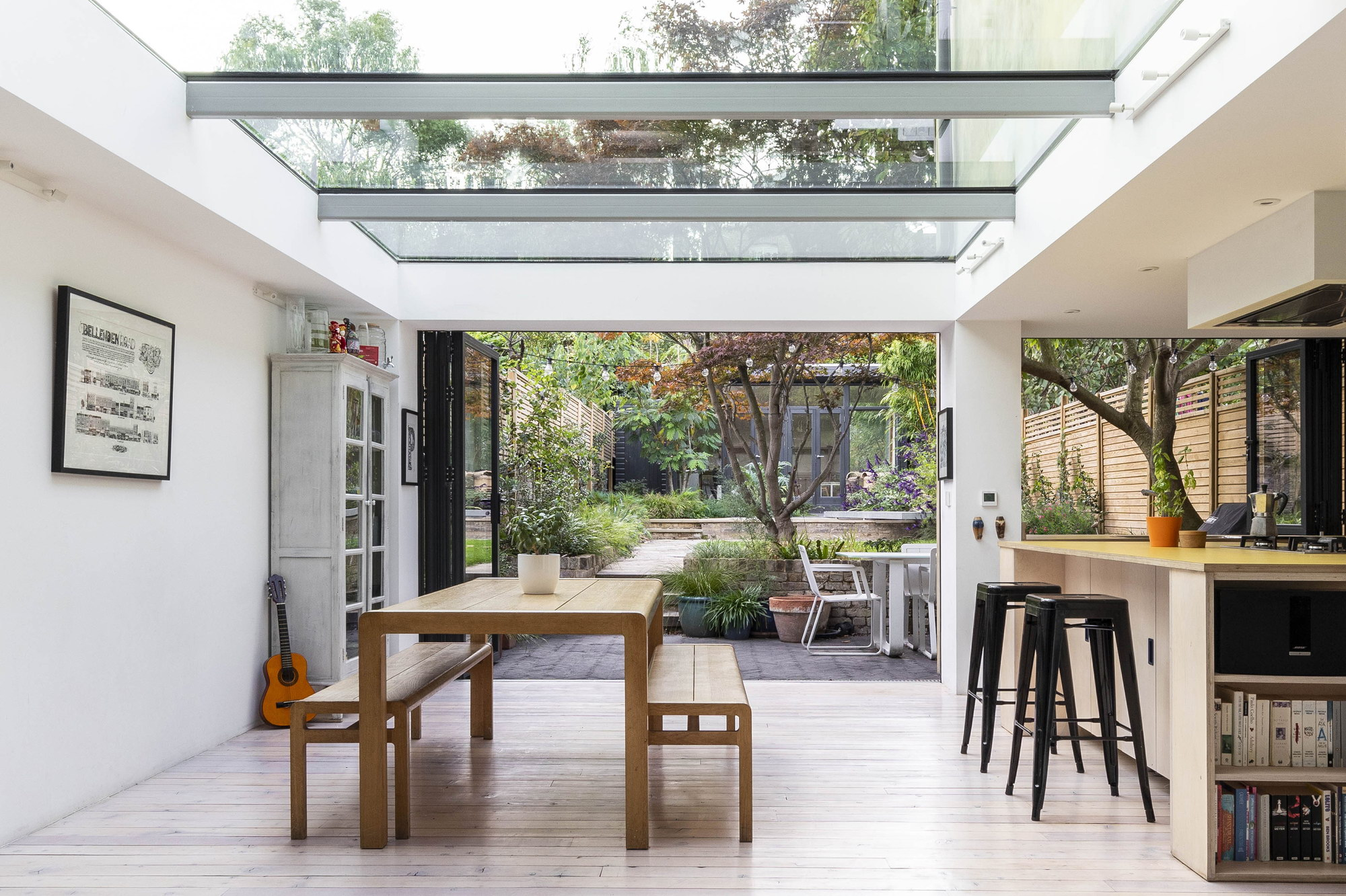 The Coach House   Terraced House Renovation by Studio 30 Architects