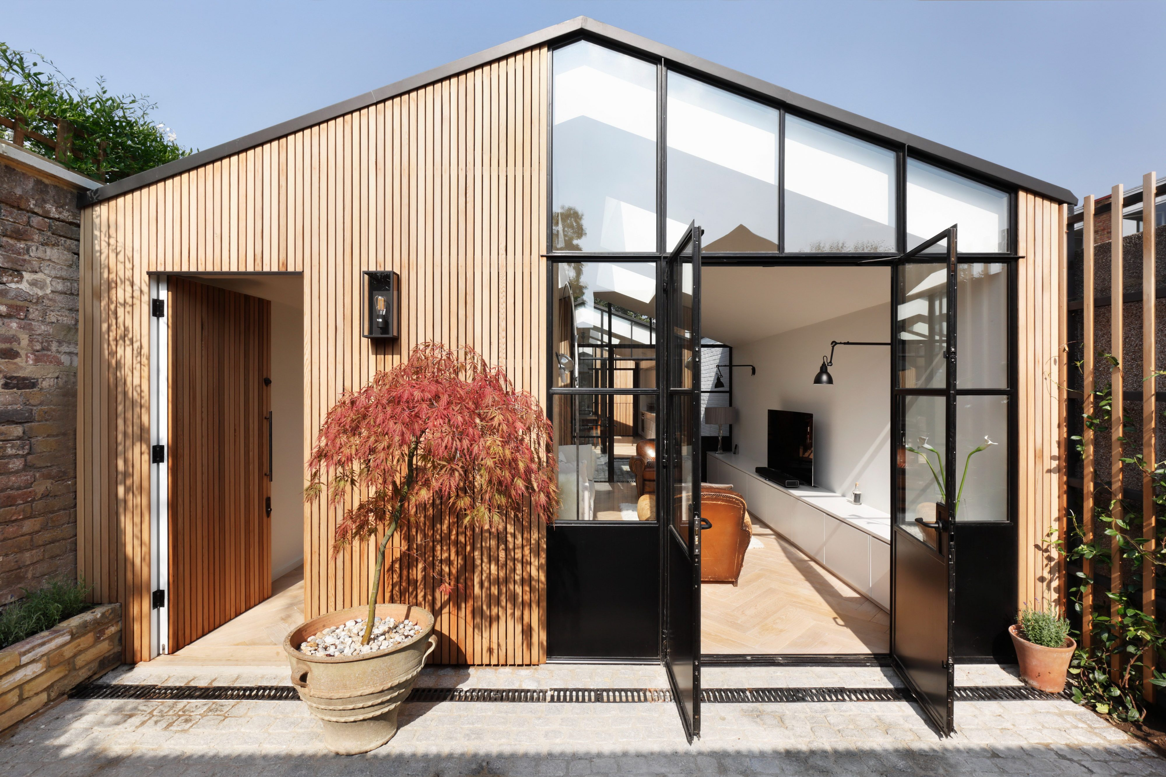 The Courtyard House by De Rosee Sa Architects