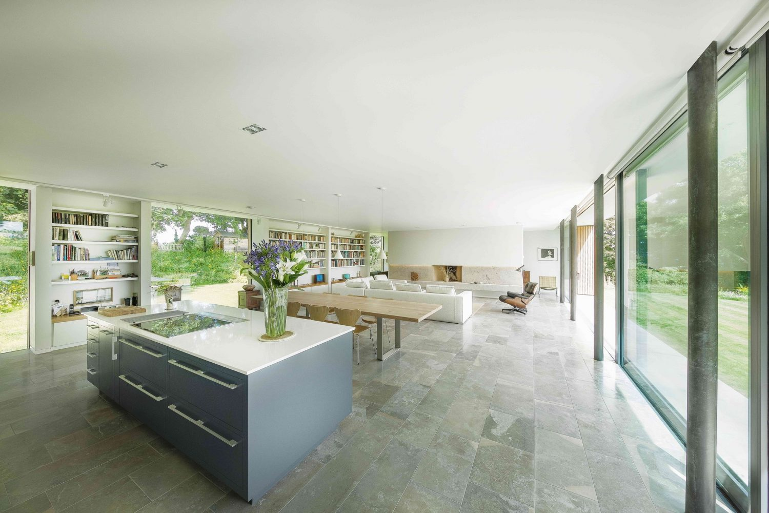 The Quest House by Strom Architects