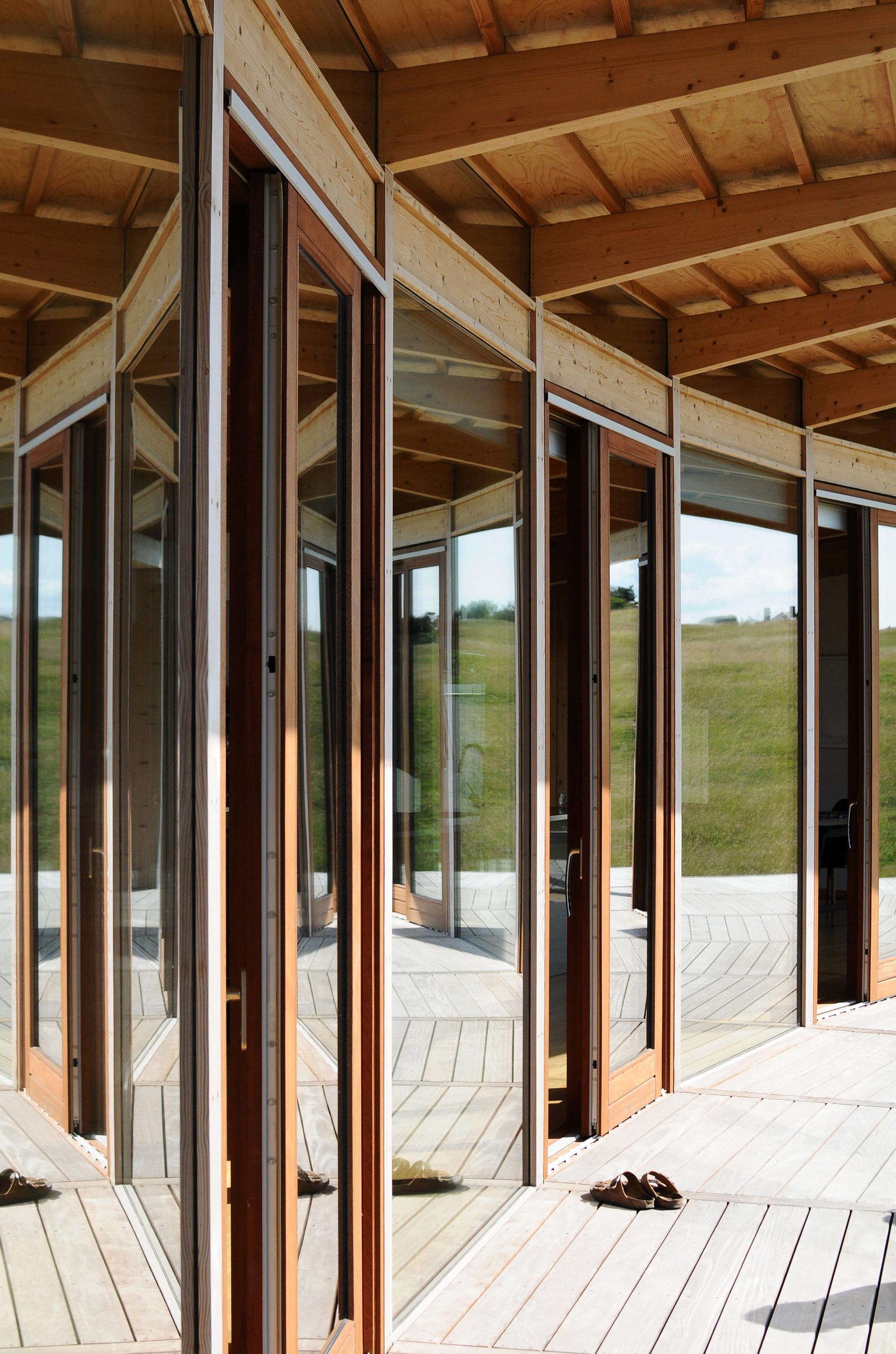Vacation House Havblik by Mette Lange Architects