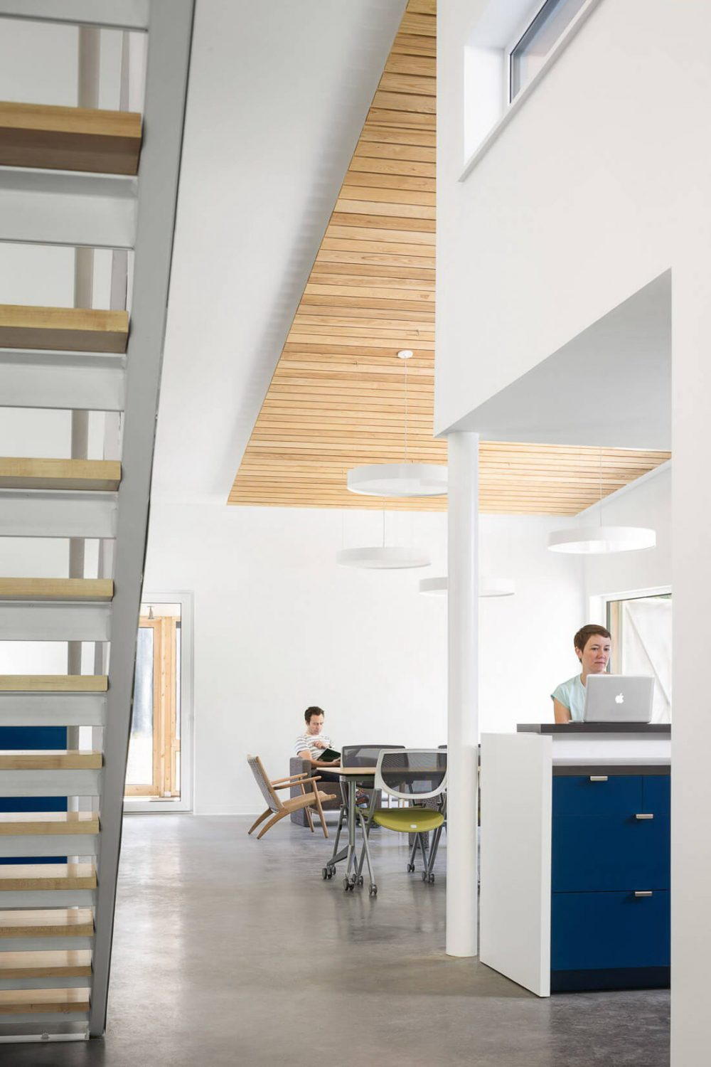Warren Woods Passive House by GO Logic