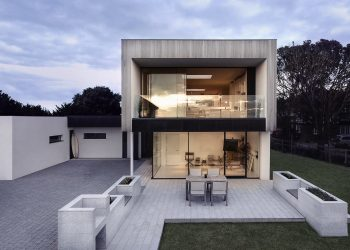 Zinc House by OB Architecture