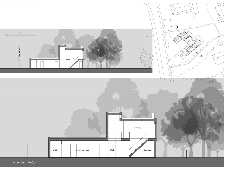 Zinc House by OB Architecture