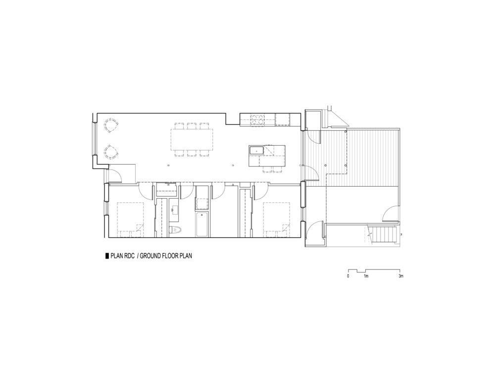 867 De Bougainville by Bourgeois / Lechasseur architectes