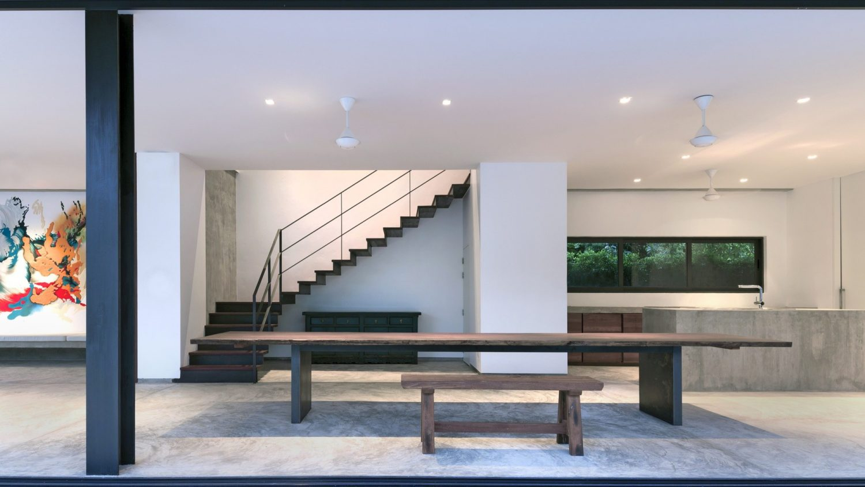 Bang Saray House by Architectkidd