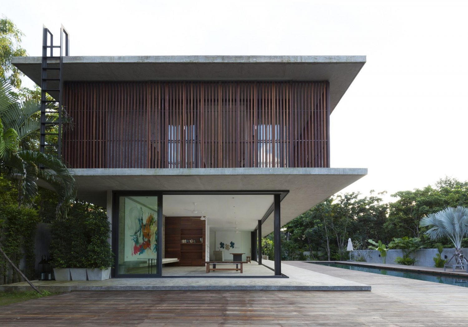 Bang Saray House by Architectkidd