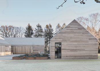 Casa Ry by Christoffersen & Welling Architects