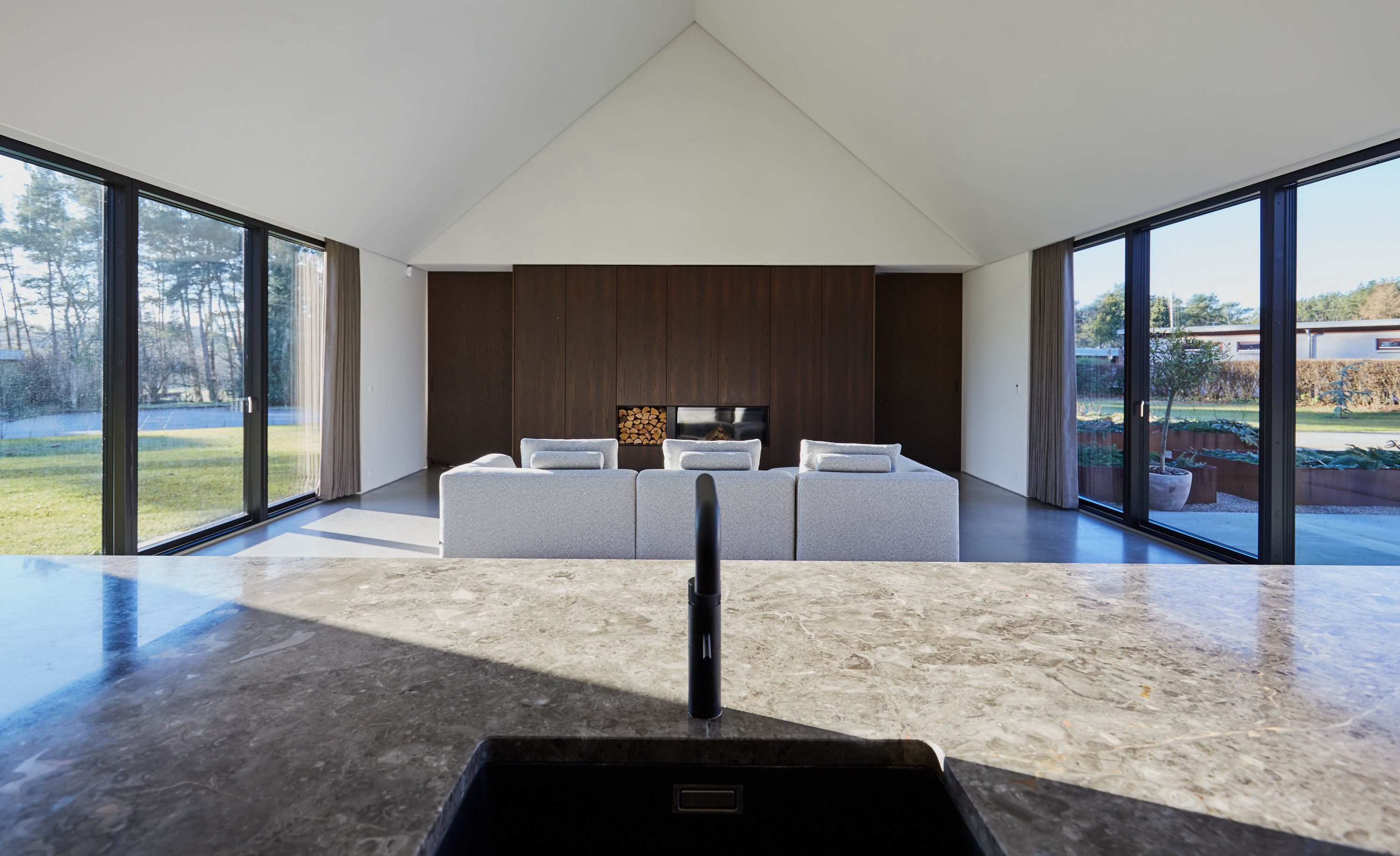Casa Ry by Christoffersen & Weiling Architects